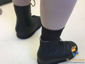 Orthopädische Schuhe bei Charcot-Arthropathie