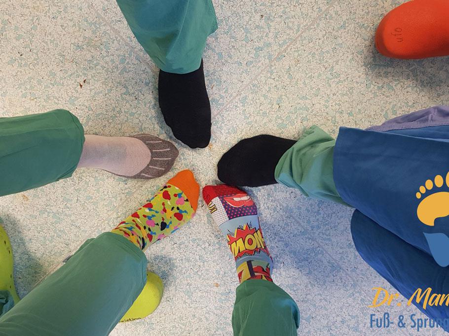 Fußchirurgisches Netzwerk | Partner